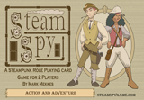 Steam Spy Set 3 Steam Spy Set 3: Action and Adventure