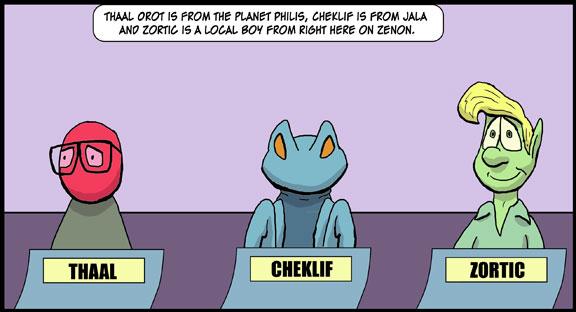 An Alien Just Like You – Act II Scene 5