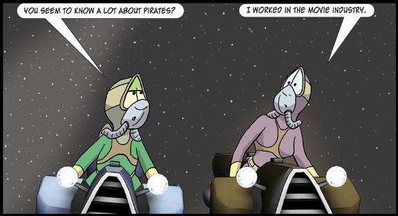 Zortic vs the Star Pirates – Act II Scene 6