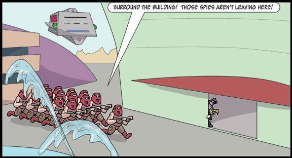 The Mob Job - Act IV Scene 1