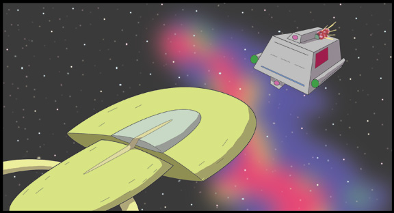 War of the Stars – Act IV Scene 8